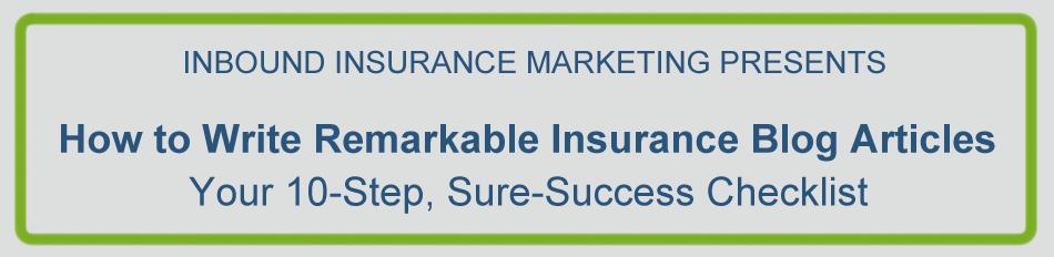 Insurance Marketing Insurance Marketing Ideas
